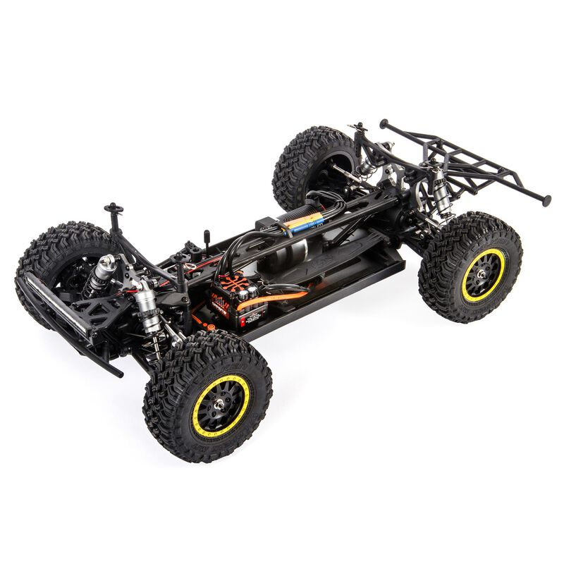 1/10 TENACITY TT Pro 4WD SCT Brushless RTR with Smart, Brenthel