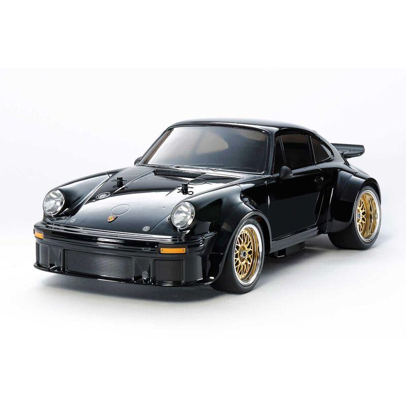 1/10 Porsche Turbo RSR Black Edition TA-02SW 4WD Kit (Type 934)