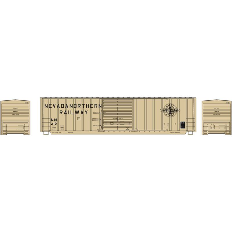 N 50' Berwick Box NN #210