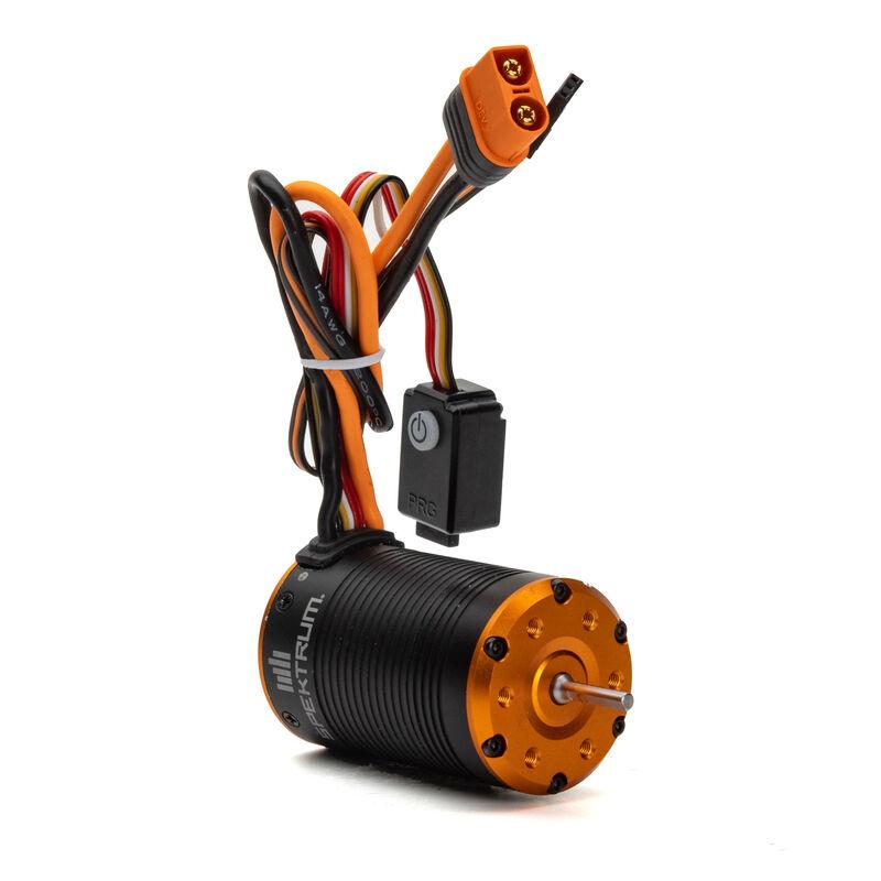 Firma 2-in-1 Brushless Crawler Motor/ESC: 1400Kv