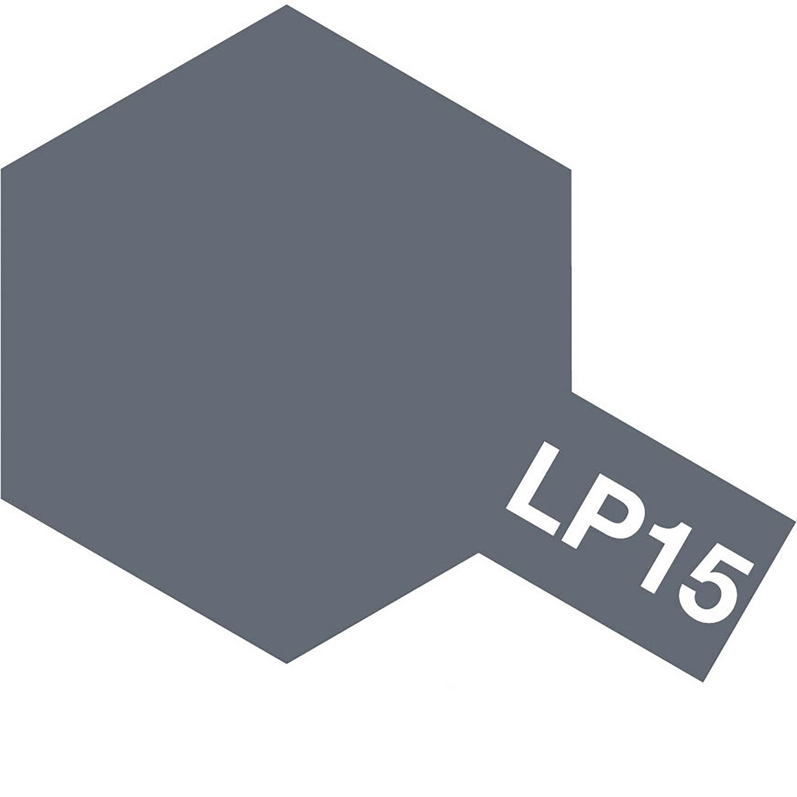 Lacquer Paint, LP-15 IJN Gray (Yokosuka A.), 10 mL