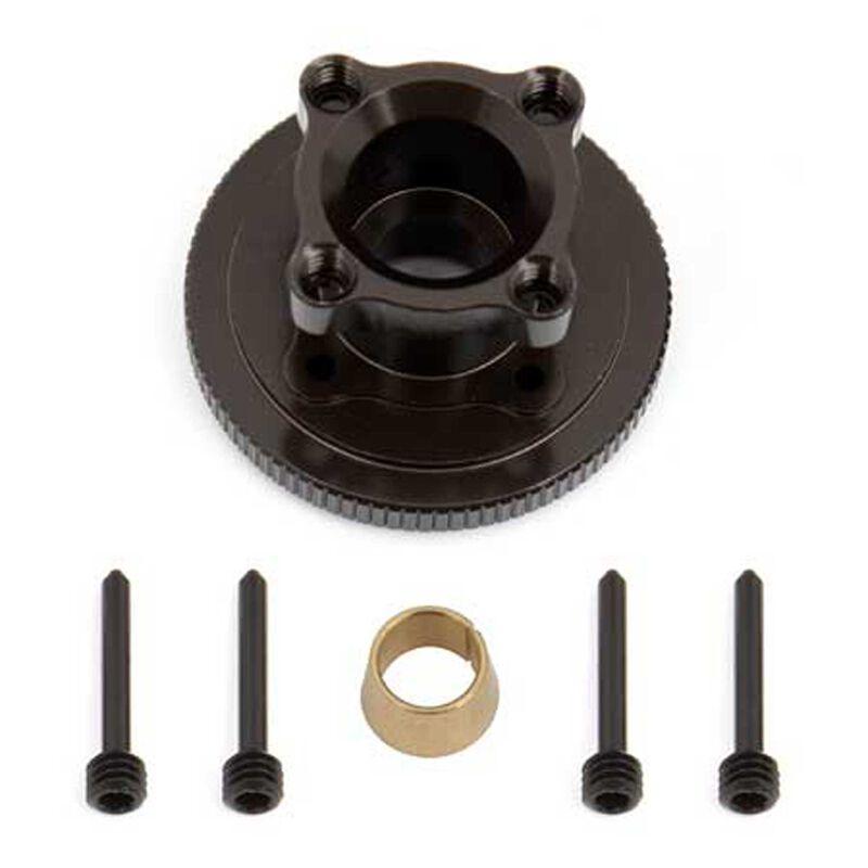 Flywheel, 4-Shoe: RC8B3.1