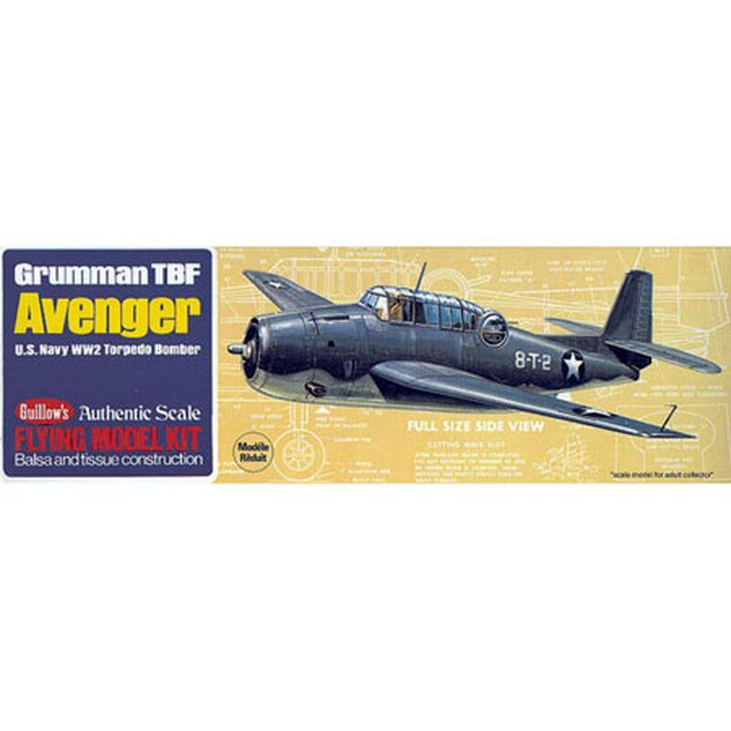 """Grumman TBF Avenger Kit, 16.5"""""""
