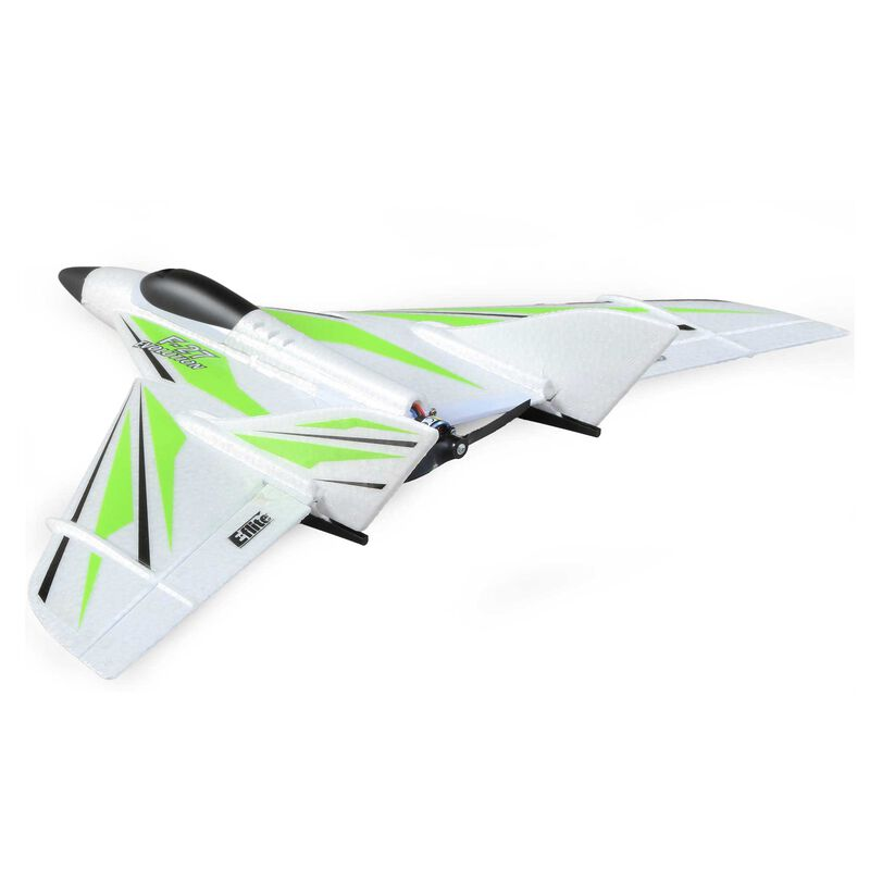 UMX F-27 Evolution BNF Basic with AS3X and SAFE Select, 432mm