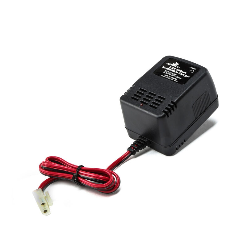 7.2V 800mA Ni-MH/Cd Wall Charger