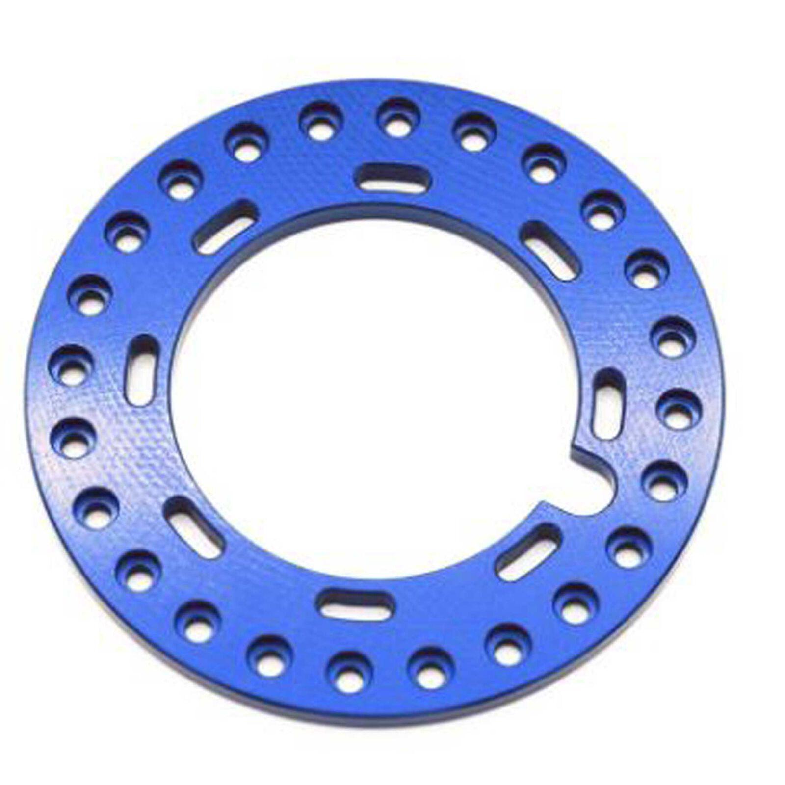 1.9 IBTR Beadlock Blue Anodized