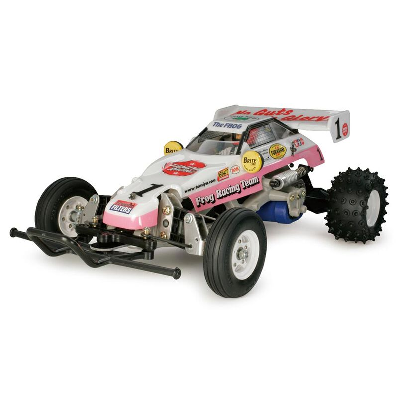 1/10 Frog 2WD Buggy Kit