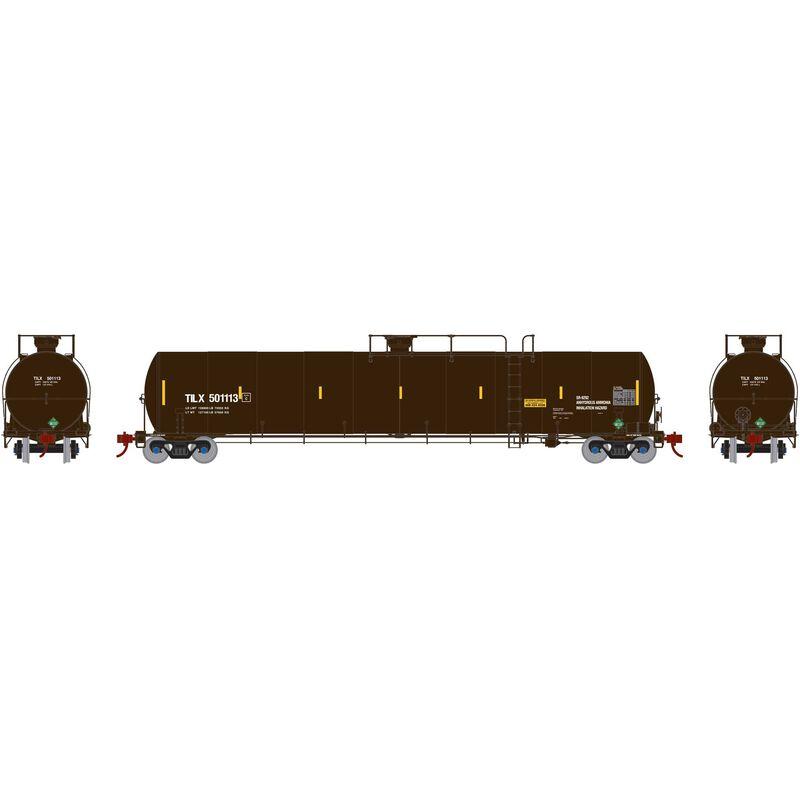N 33 900-Gallon LPG Tank Late TILX #501113