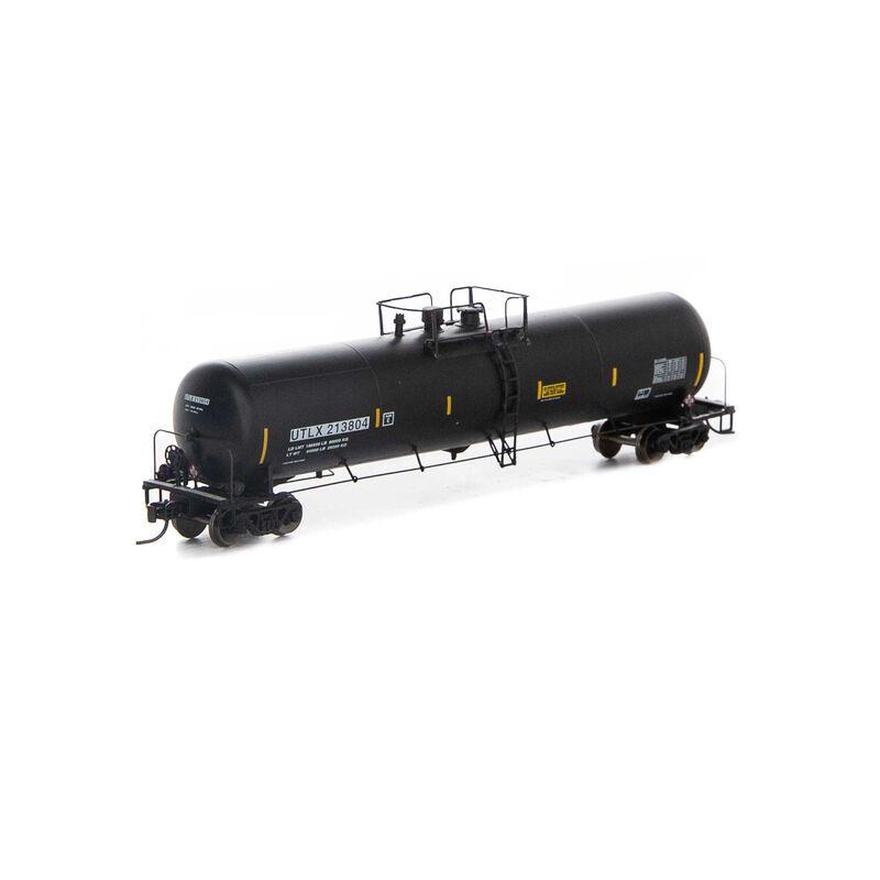 N 30,000 Gallon Ethanol Tank UTLX Black #213804