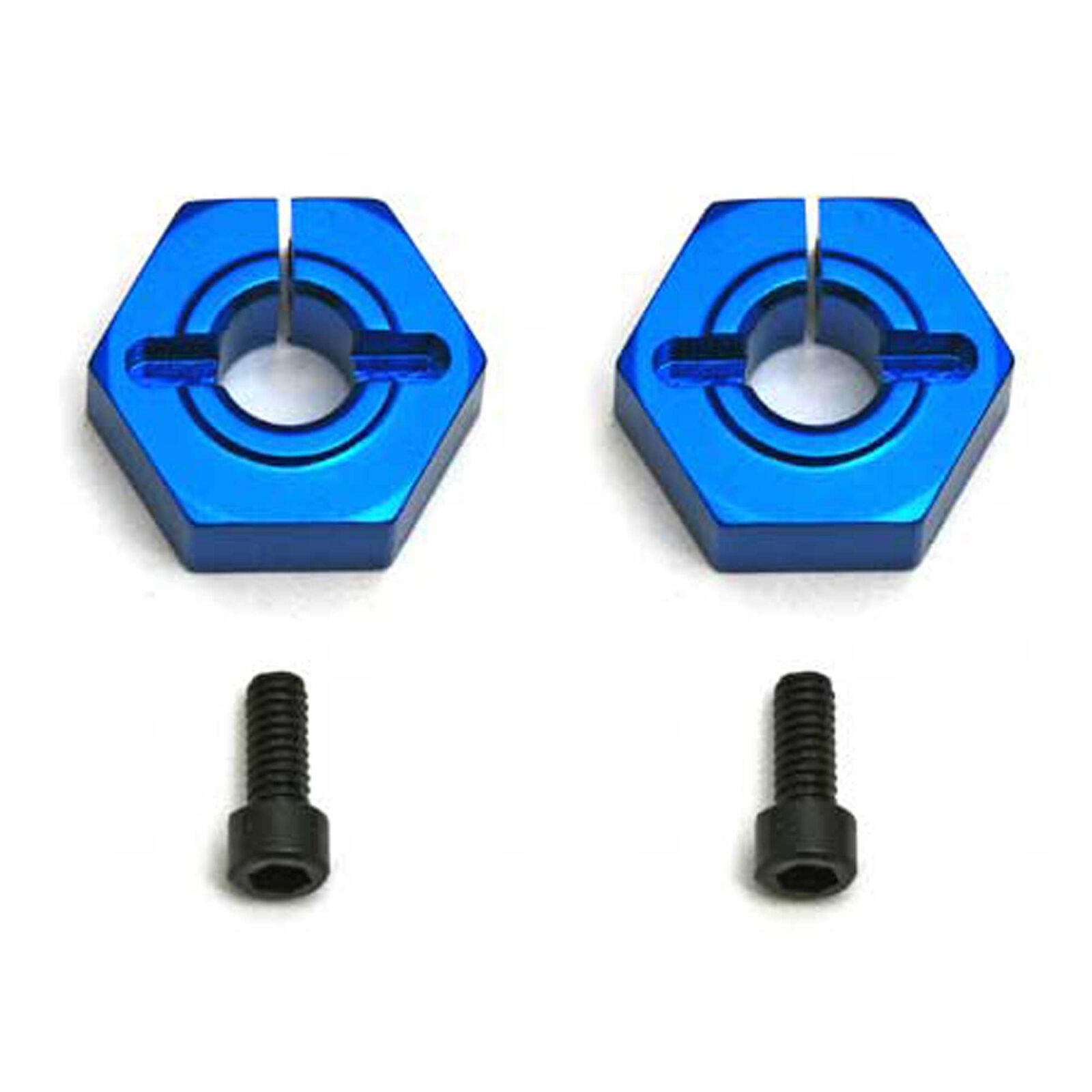 Factory Team 12mm Aluminum Clamping Wheel Hexes Buggy Front