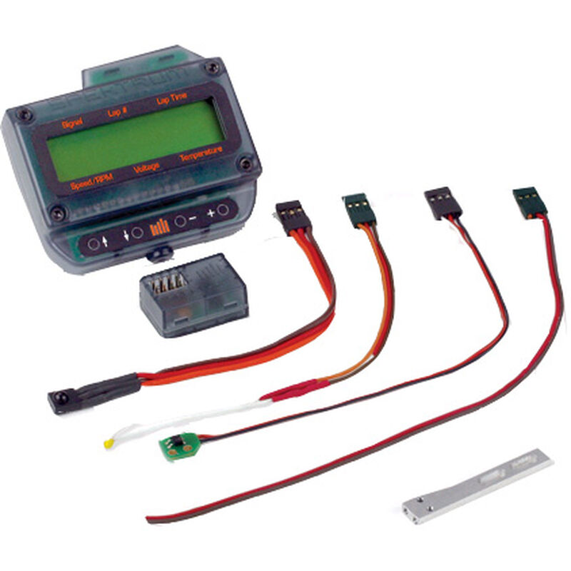 Electric Telemetry Combo Pack