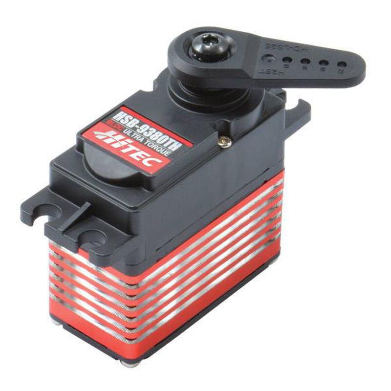 HSB-9380TH Standard Digital Ultra Torque Brushless Titanium Gear Servo