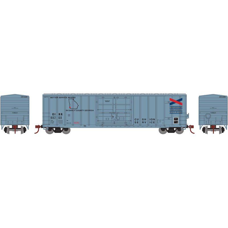 N 50' FMC Superior Plug Door Box CIRR #90268