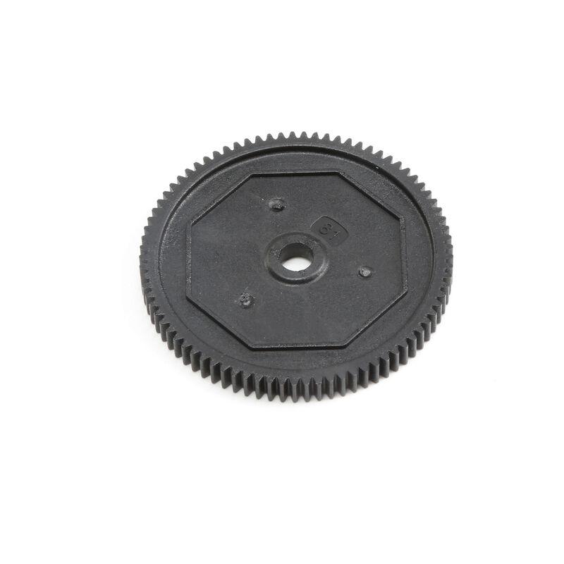 81T Spur Gear, SHDS, 48P