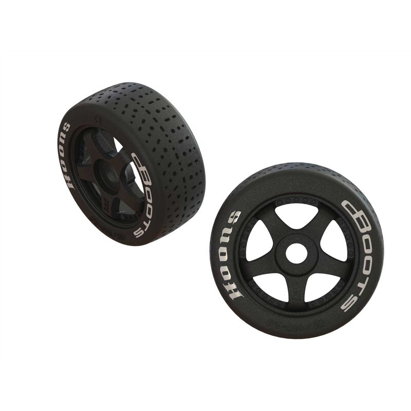 1/7 dBoots Hoons 42/100 2.9 Belted 5-Spoke, 17mm Hex (2)