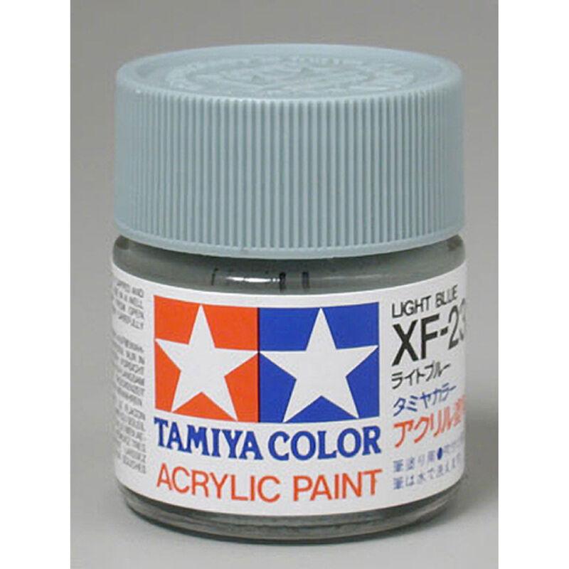 Acrylic XF23 Flat, Light Blue