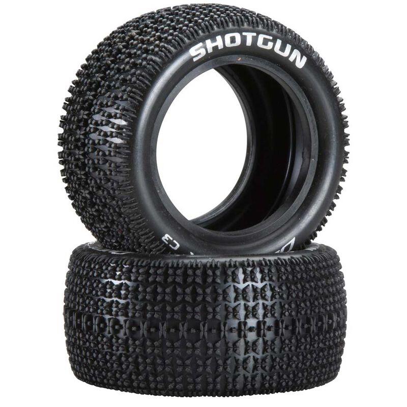Shotgun 1/10 Buggy Tires Rear C3 (2)