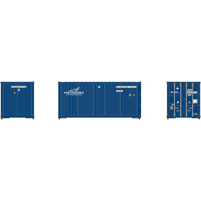 N 20' Corrugated Container NYK (3)