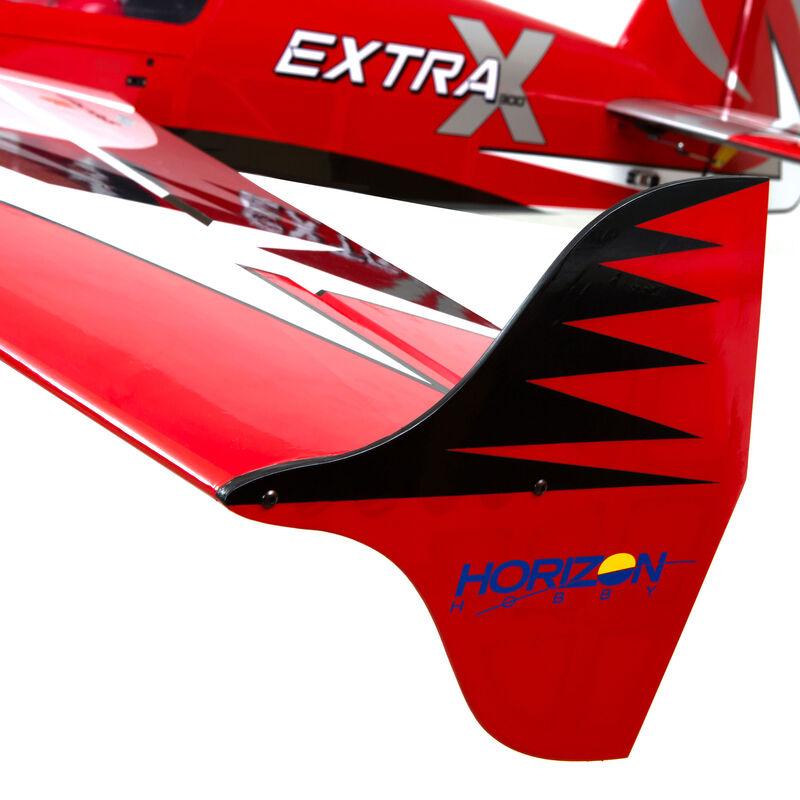 "Extra 300X 120cc ARF 105"""
