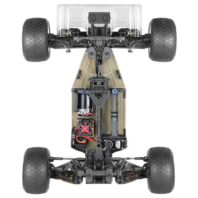 1/10 ET410 4WD Competition Electric Truggy Kit