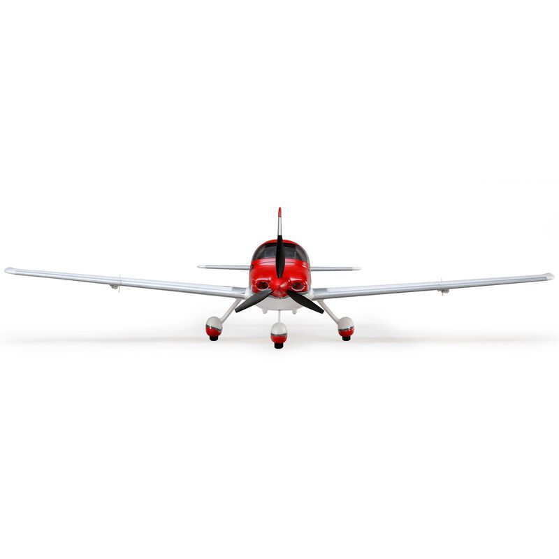 UMX Cirrus SR22T BNF Basic with AS3X and SAFE Select, 732mm