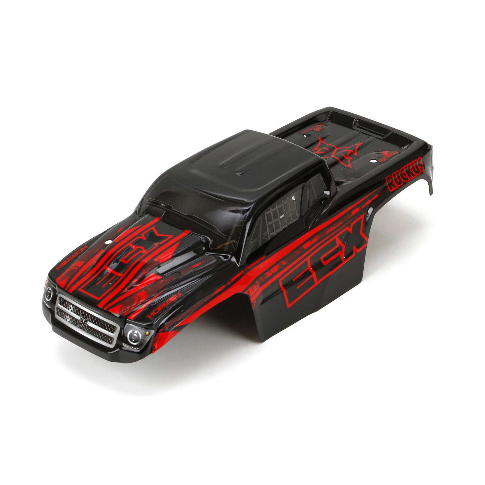 Body Set, Painted: 1/18 4WD Ruckus