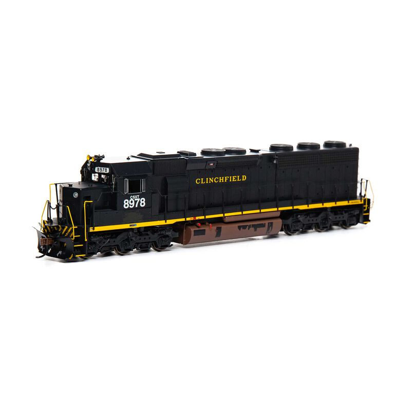HO SD45-2 with DCC & Sound CSX ex CRR #8978
