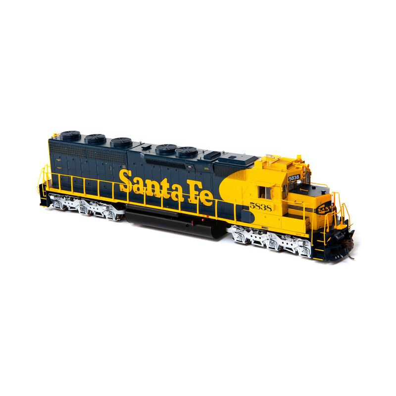 HO SD45-2 with DCC & Sound, SF Freight #5838