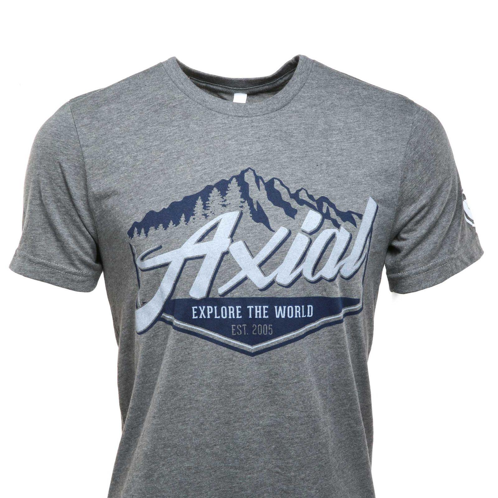 """Explore the World"" Shirt, Large"