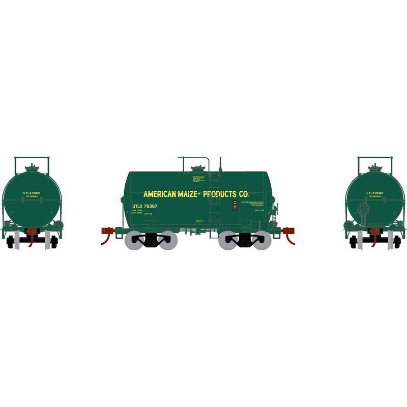 HO RTR 30' NACC 8 000-Gal Tank UTLX Maize #78367