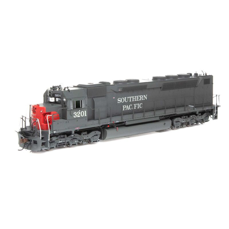 HO SDP45 with DCC & Sound SP #3201