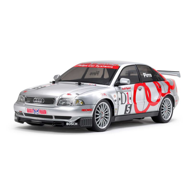 1/10 Audi A4 Quattro Touring TT-01 4WD Chassis Kit (Type E)