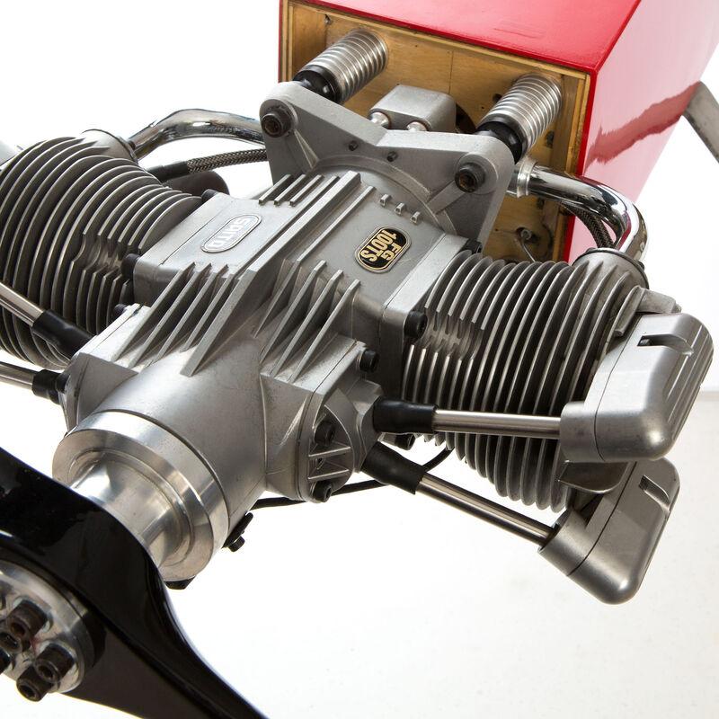 100cc 4-Stroke Twin-Cylinder FG-100TS Gasoline Engine