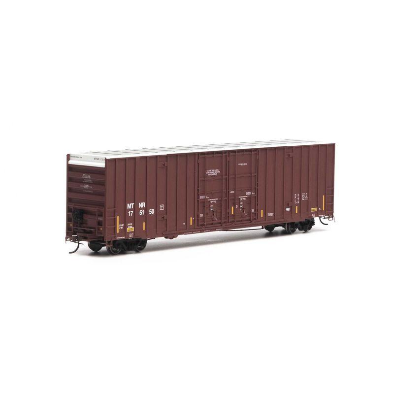 HO RTR 60' Gunderson Box M&T #175150