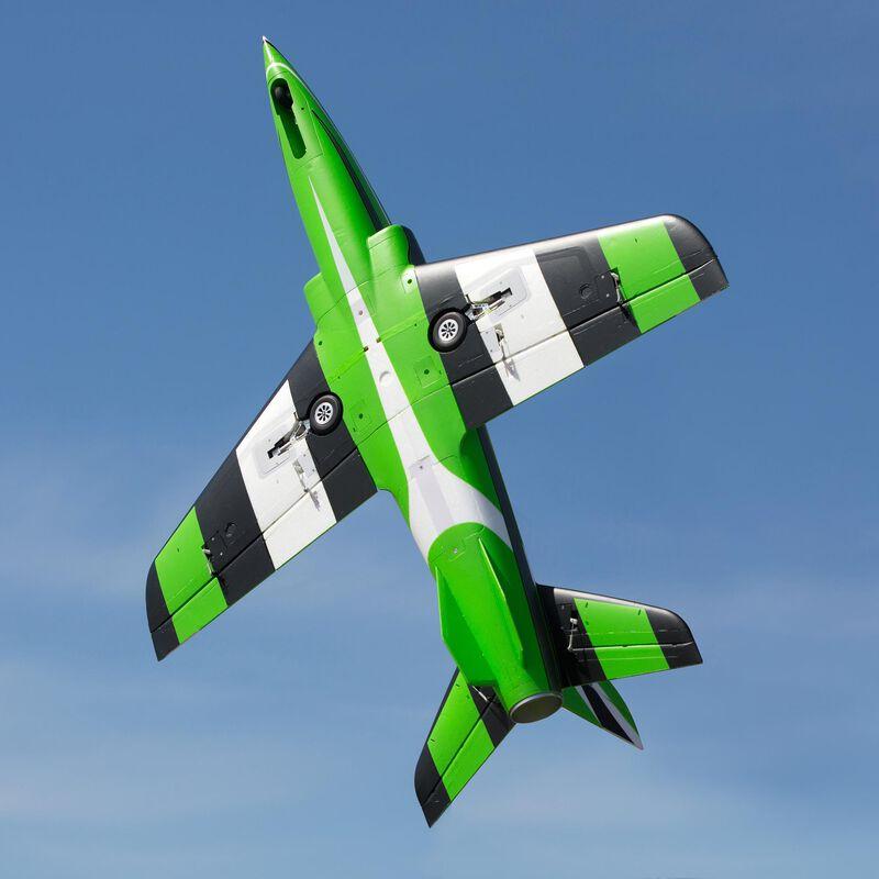 HAVOC Xe 80mm EDF Sport Jet PNP, 1041mm