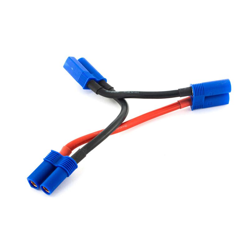 Series Harness: EC5 Battery, 10 AWG