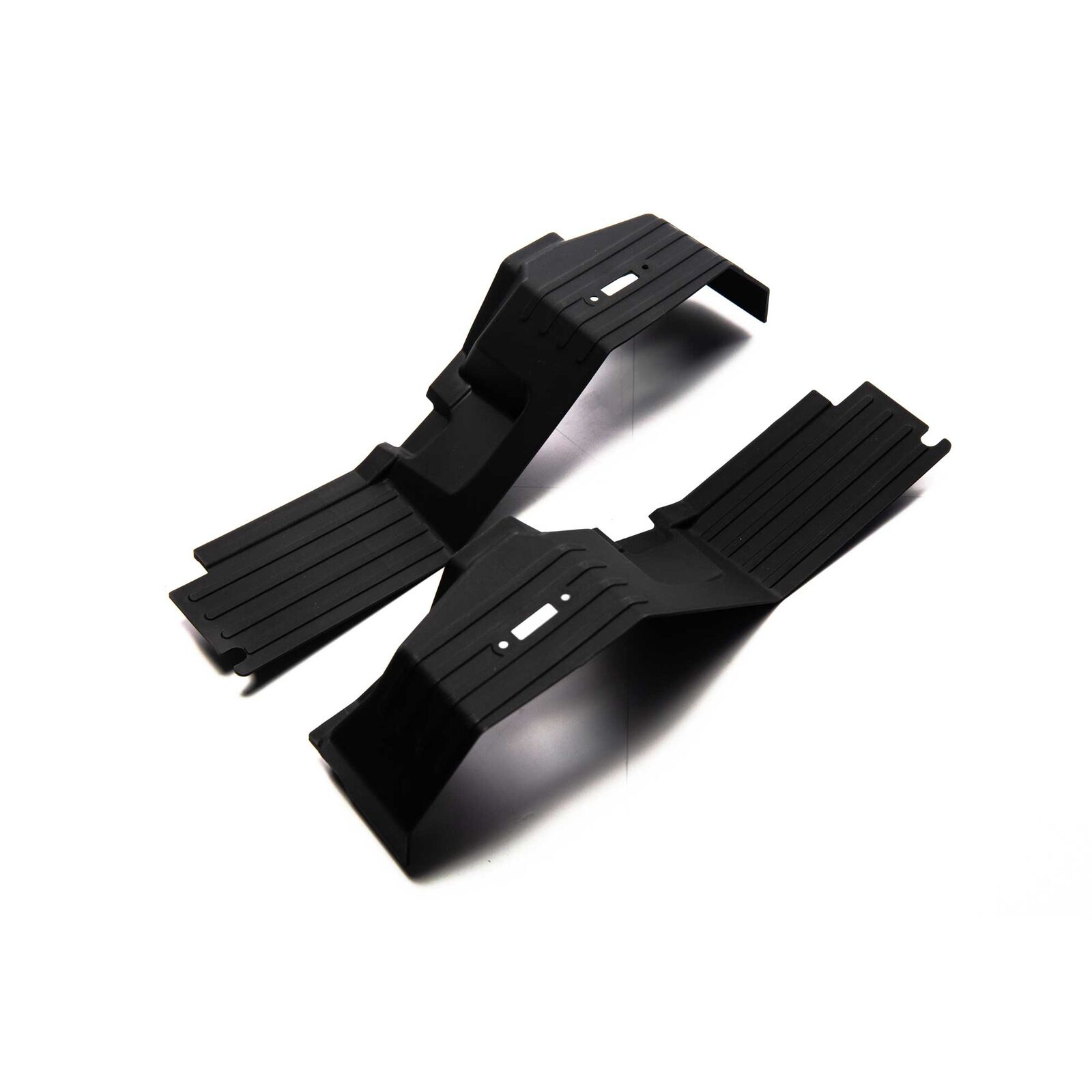 Long Rear Inner Fender Liners (2): SCX10 III