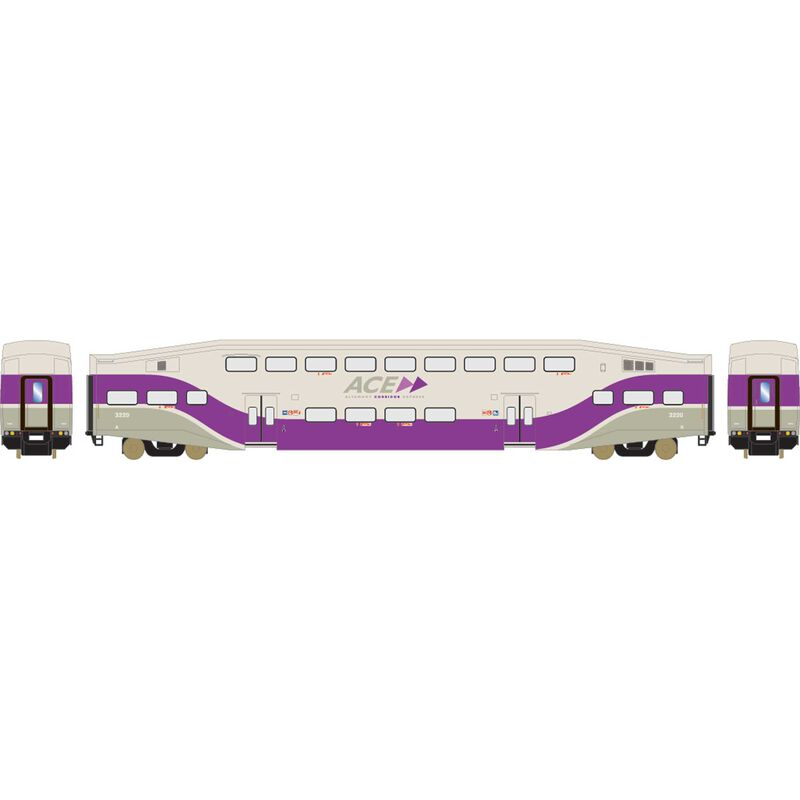 HO RTR Bombardier Coach, ACE #3220