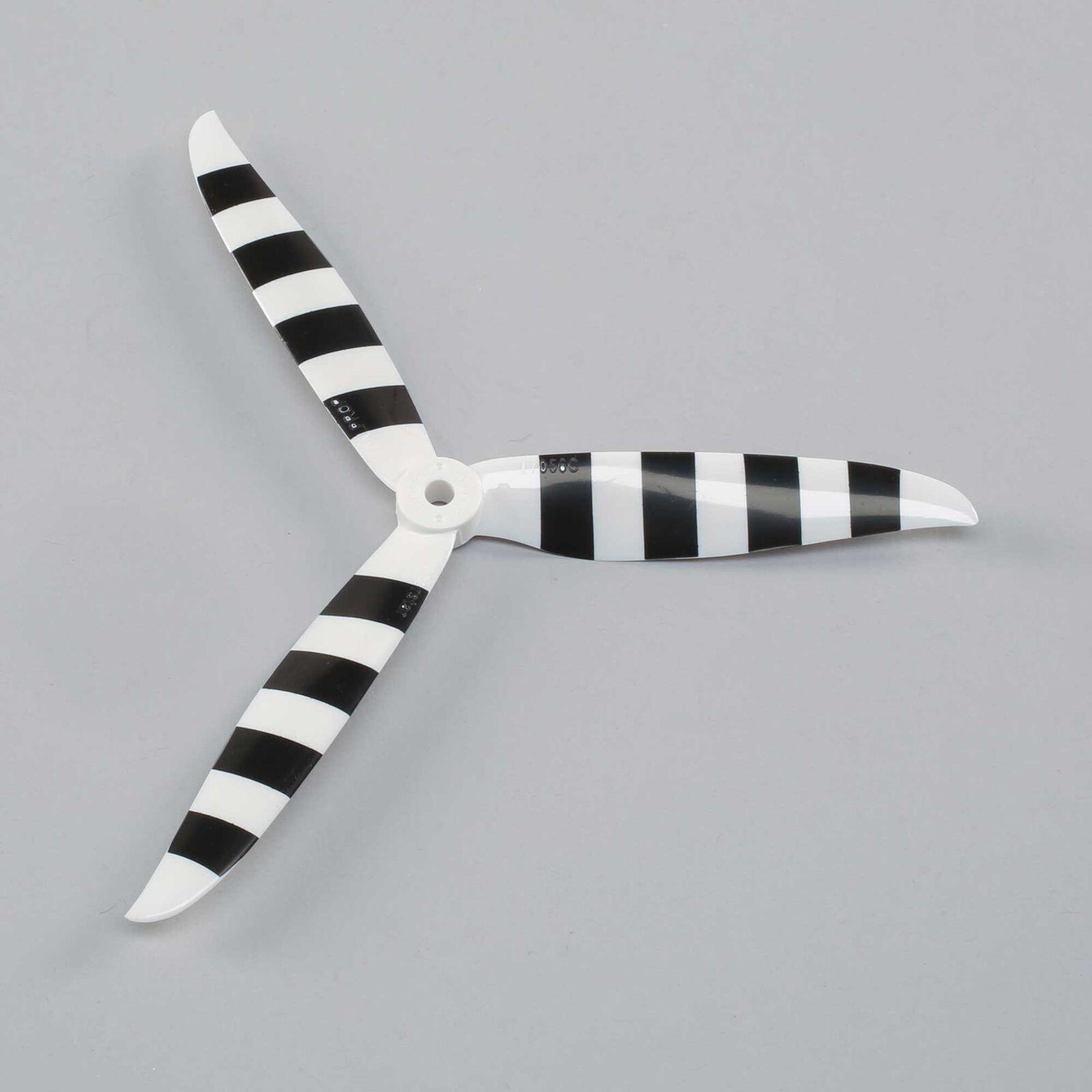 3 Blade Propeller, CW 7x5.6: Twin Otter