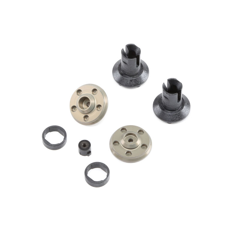 Outdrive and Diff Hub Set: 22 SR/T 3.0