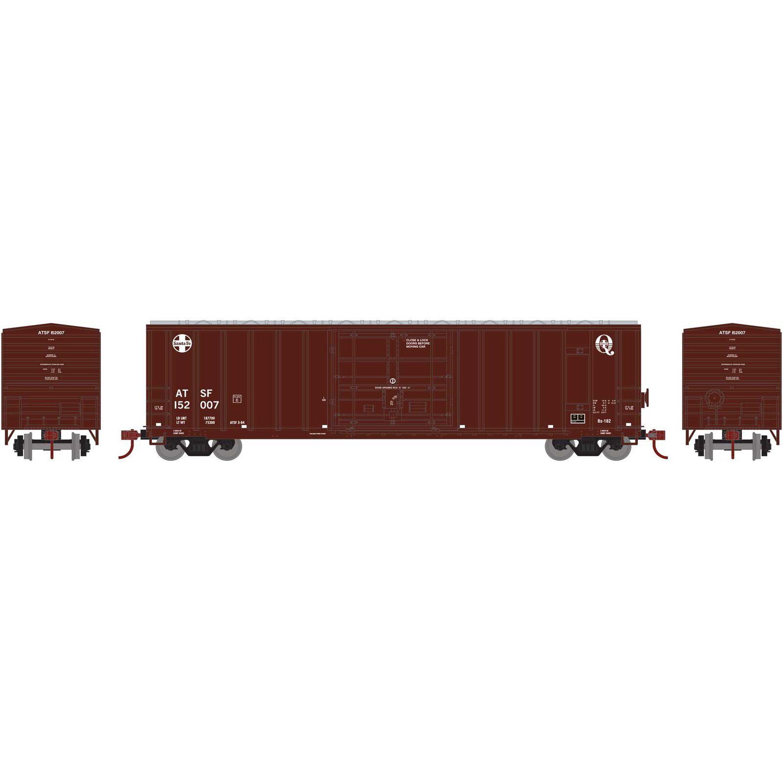 N 50' FMC Superior Plug Door Box SF Quality#152007