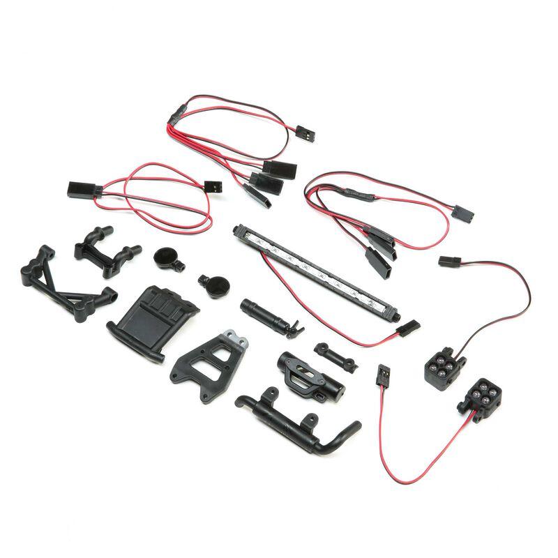 LED Cage Parts: Lasernut U4