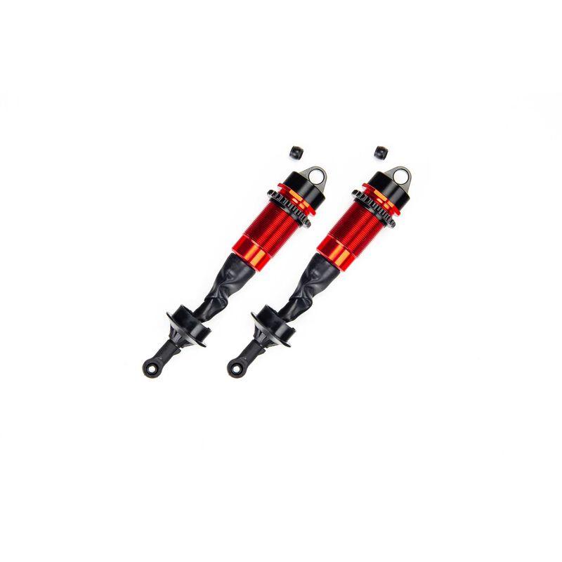Shock Set, 16mm Bore, 124mm Length, 2000cSt Oil