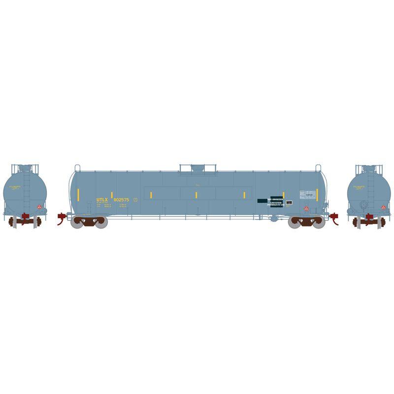 N 33 900-Gallon LPG Tank Flat UTLX #902575