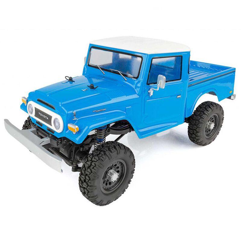 1/12 CR12 Toyota FJ45 4X4 Pick-Up Truck RTR, Blue