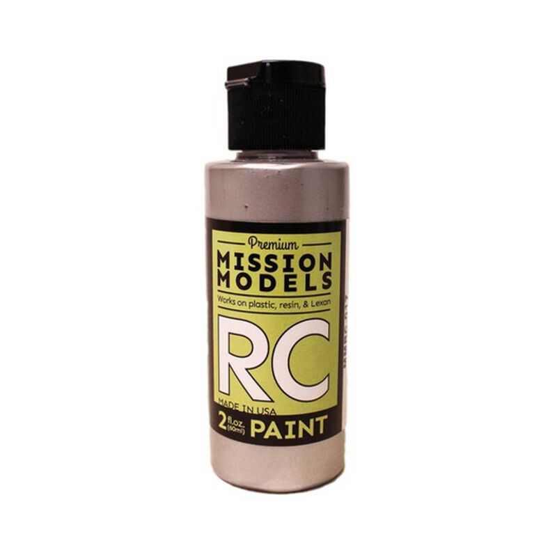 RC Racing Silver 2oz