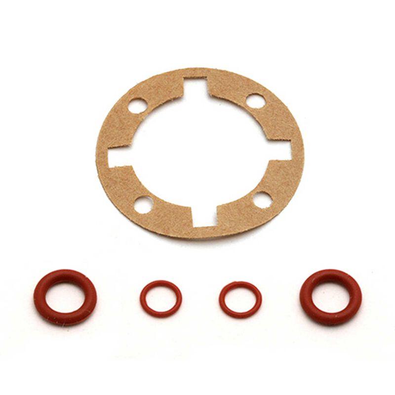 Gear Diff O-Ring Set: SC10