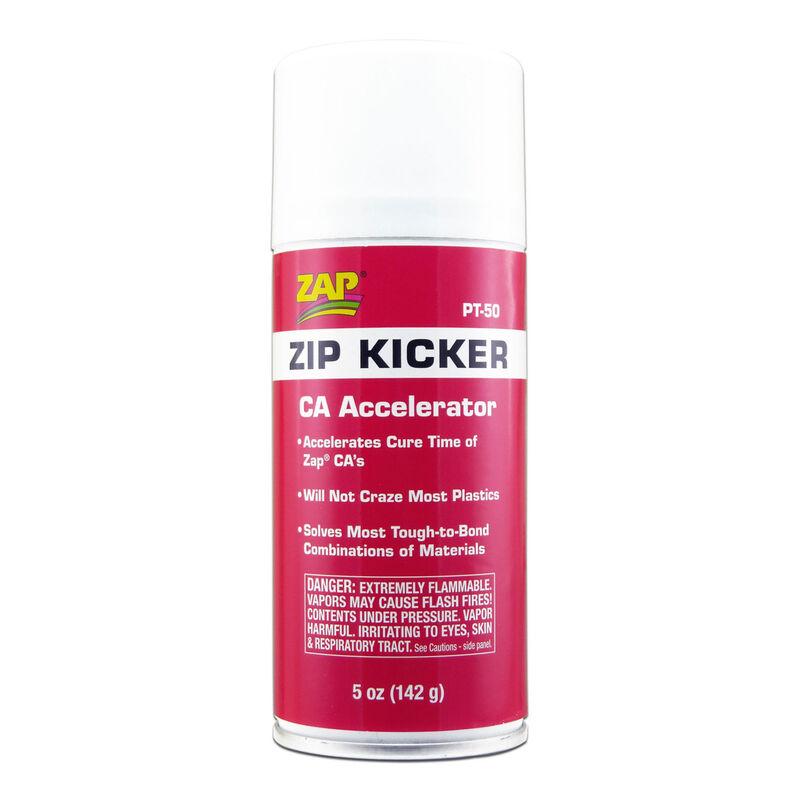 Zip-Kicker Aerosol CA Accelerator, 5 oz