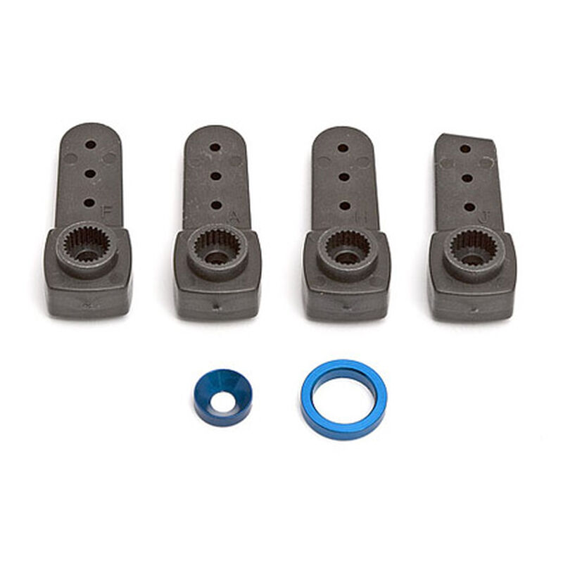 Steering Servo Horns: RC8