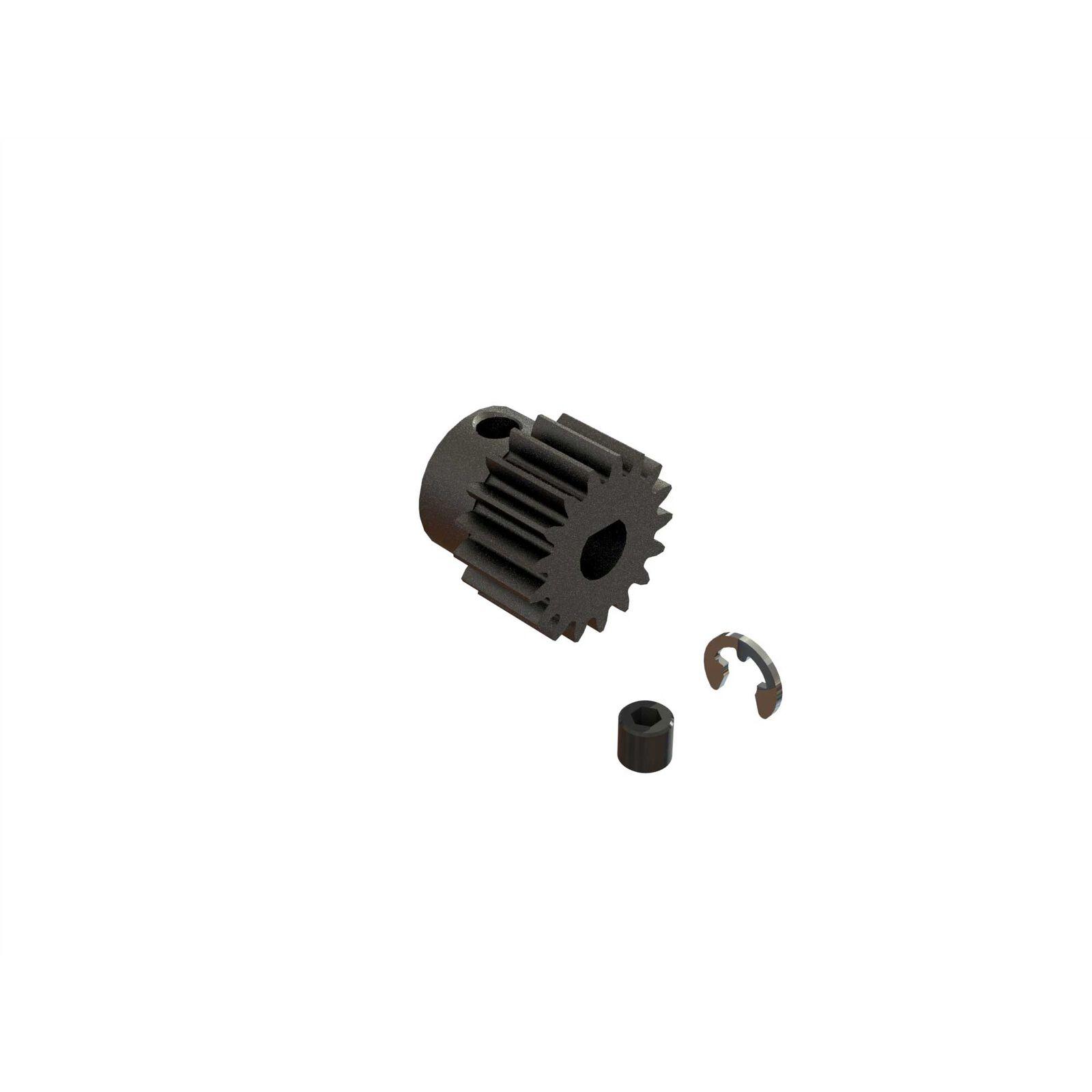18T 0.8Mod Safe-D5 Pinion Gear